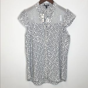 Express Blouse NWT Small